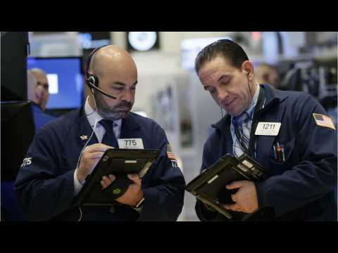 Wall Street Opens Half Day Down