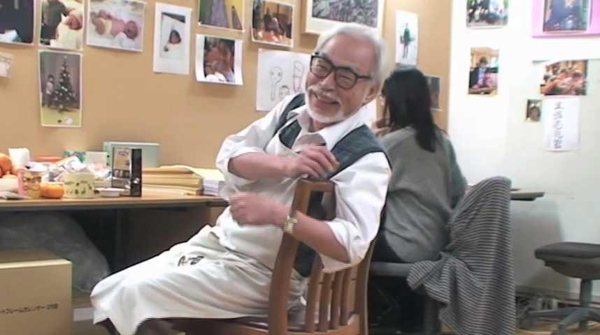 Never ending man : Hayao Miyazaki - Extrait 4 - VO - (2016)