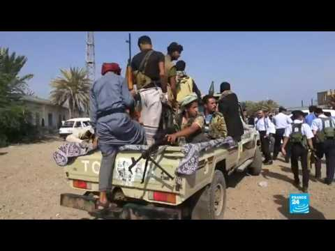 Houthi rebels cede control of Yemen's primary port
