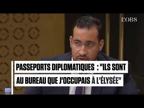 Quand Benalla affirmait sous serment avoir rendu ses passeports diplomatiques à l'Elysée