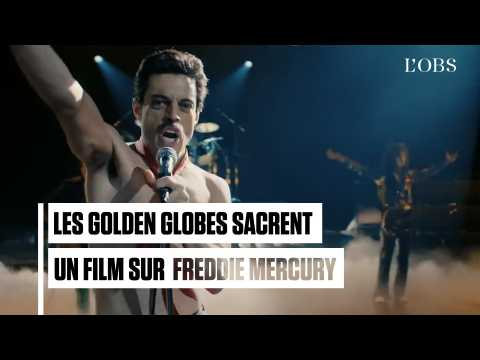 """Bohemian Rhapsody"" et Rami Malek triomphent aux Golden Globes"