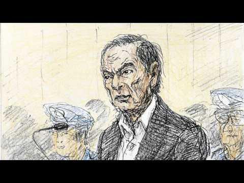 Ghosn Denied Bail