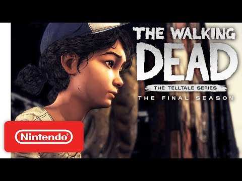 The Walking Dead: The Final Season - Episode 3 Launch Trailer - Nintendo Switch