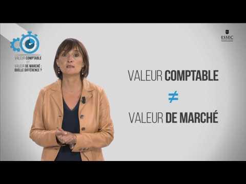 Valeur comptable et valeur de marché : quelle différence ?