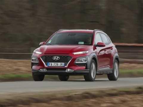 Essai Hyundai Kona 1.6 CRDi 115 Creative (2019)
