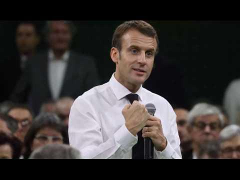 Grand débat : Macron ouvre avec un oral marathon devant 600 maires