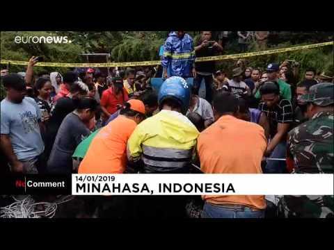 Une femme tuée par un crocodile en Indonésie
