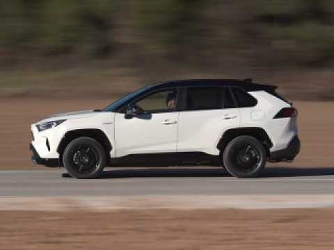 1er essai Toyota RAV4 (2019)