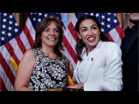 Alexandria Ocasio-Cortez Rips Trump