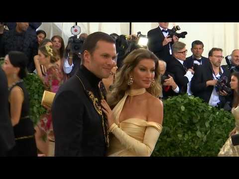 Tom Brady calls Gisele Bundchen his rock