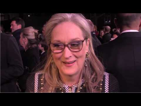 Meryl Streep Discusses Her Role On 'Big Little Lies' Season 2