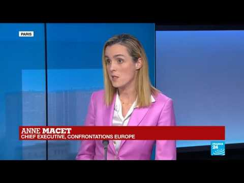 """Anne Macey : """"what we need to do is fight for a better Europe and be able to develop a common european asylum policy"""""""
