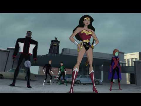Justice League vs. The Fatal Five - Bande annonce 1 - VO - (2019)