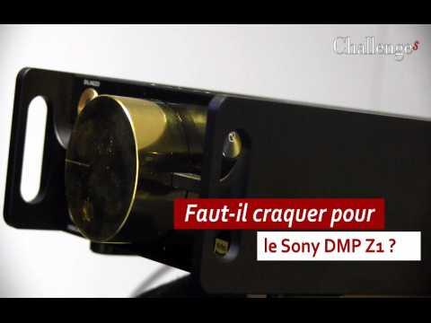 Faut-il craquer pour le baladeur Sony DMP Z1 ?