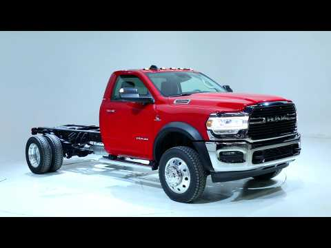2019 Ram 5500 Chassis Cab SLT Design Preview