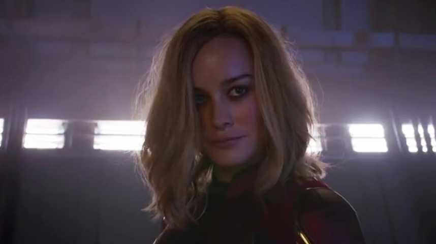 Captain Marvel - Teaser 2 - VO - (2019)