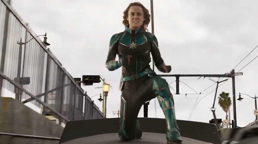 Captain Marvel - Extrait 4 - VF - (2019)