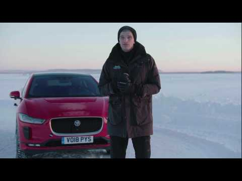 Jaguar Land Rover at the Arctic Circle Challenge - Toby Huntington-Whiteley, Model