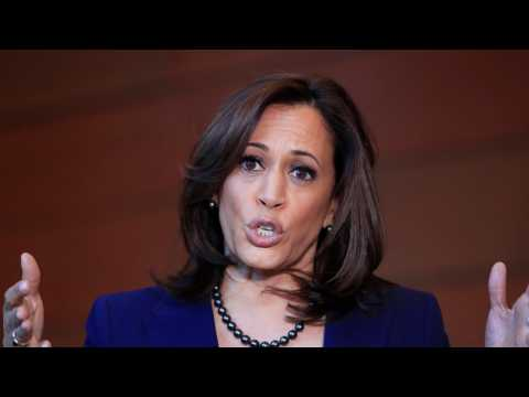 Kamala Harris To Launch Presidential Campaign This Weekend