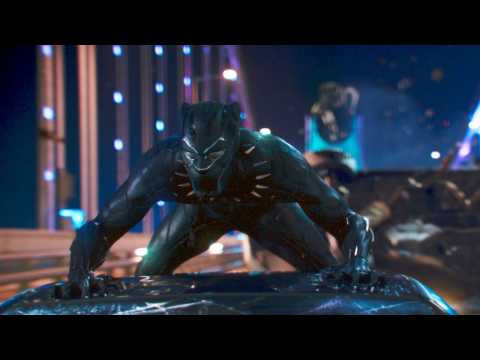 'Black Panther' Nominated for Writers Guild Award