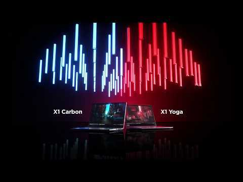 Lenovo ThinkPad X1 Carbon 7th Gen/X1 Yoga 4th Gen Product Tour
