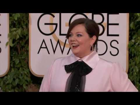 Melissa McCarthy to be honoured by Make Up Artists and Hair Stylists Guild