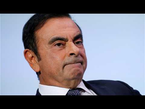 Ex-Nissan Head Ghosn Wants Bail