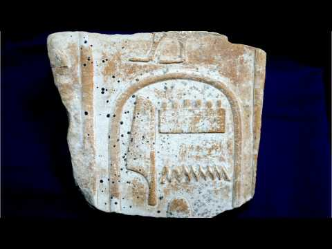 Egypt Gets Back Stolen Artifact