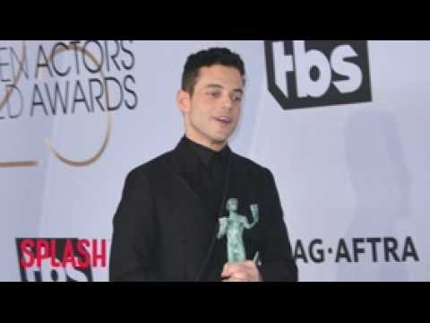 Rami Malek 'Taken Aback' By SAG Win