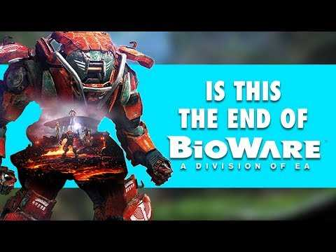 Is Anthem The Downfall Of Bioware? | ATG Super Show Podcast