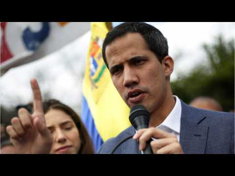 Trump Reaffirms U.S. Support In Call With Venezuela's Guaido