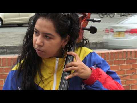 Venezuelans abroad cautiously hopeful for Guaido's leadership