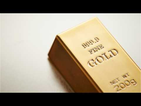 Gold Price Hits Eight Month High