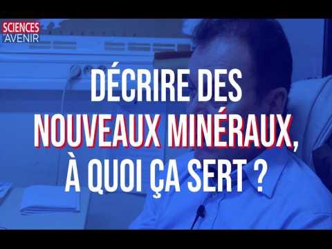 """""""Les minéraux sont partout !"""""""