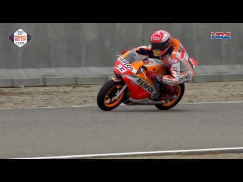 MotoGP - Honda Racing, Marc Marquez rides again