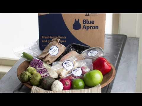 Blue Apron Tumbles Below $1 For The First Time