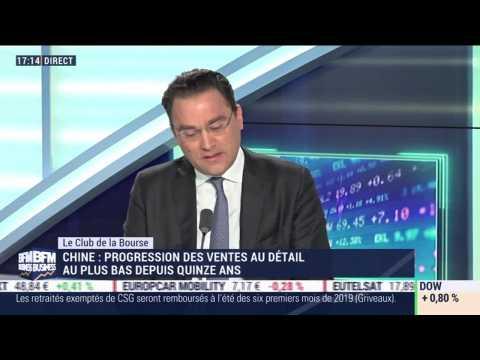 Le Club de la Bourse: Anton Brender, Florent Delorme et Stanislas Bernard - 18/12