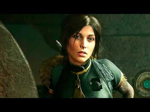 SHADOW OF THE TOMB RAIDER: The Pillar Gameplay Trailer (DLC, 2018)