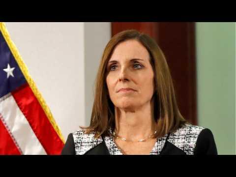 Republican Martha McSally Appointed To Open Arizona Senate Seat