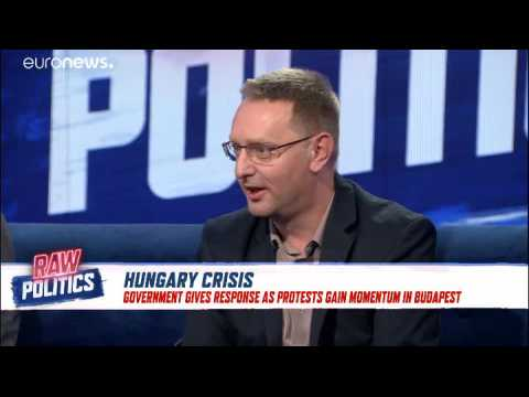 Raw Politics in full: Hungary protests, gender inequality and Brexit
