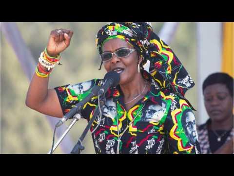 South Africa: Arrest Warrant Issued For Grace Mugabe