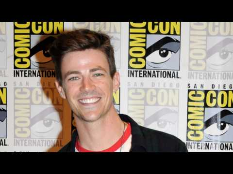 Flash Star Grant Gustin Marries Longtime Girlfriend