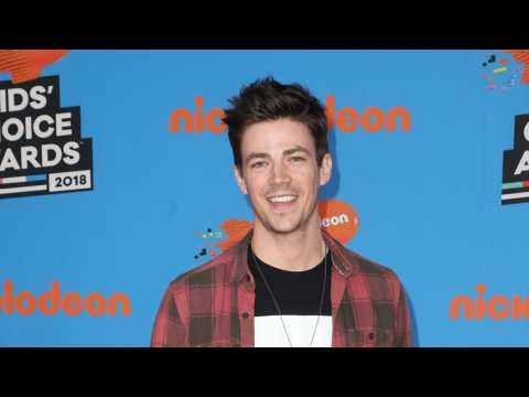 'Flash' Star Grant Gustin And Fiancée LA Thoma Tie The Knot