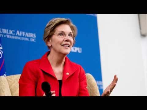Trump Mentions Wounded Knee In Tweet Attacking Elizabeth Warren