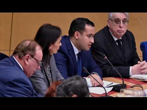 Affaire Benalla : Alexandre Benalla esquive les questions des sénateurs