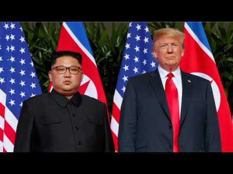 Trump, Kim Jong Un To Meet At The End Of February