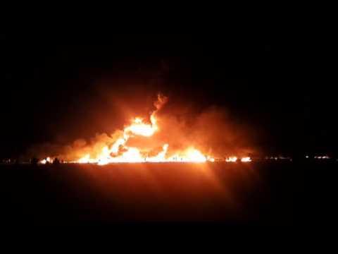 Deadly fuel pipeline blaze in Mexico kills 21
