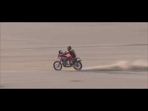 Monster Energy Honda Team Dakar 2019 Stage 10