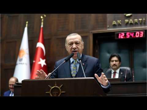 Erdogan Says Turkey Is Ready To Take Over Syria's Manbij