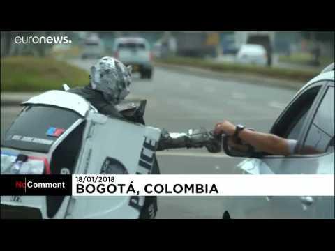 """Colombie : de serveur à """"Transformer"""""""